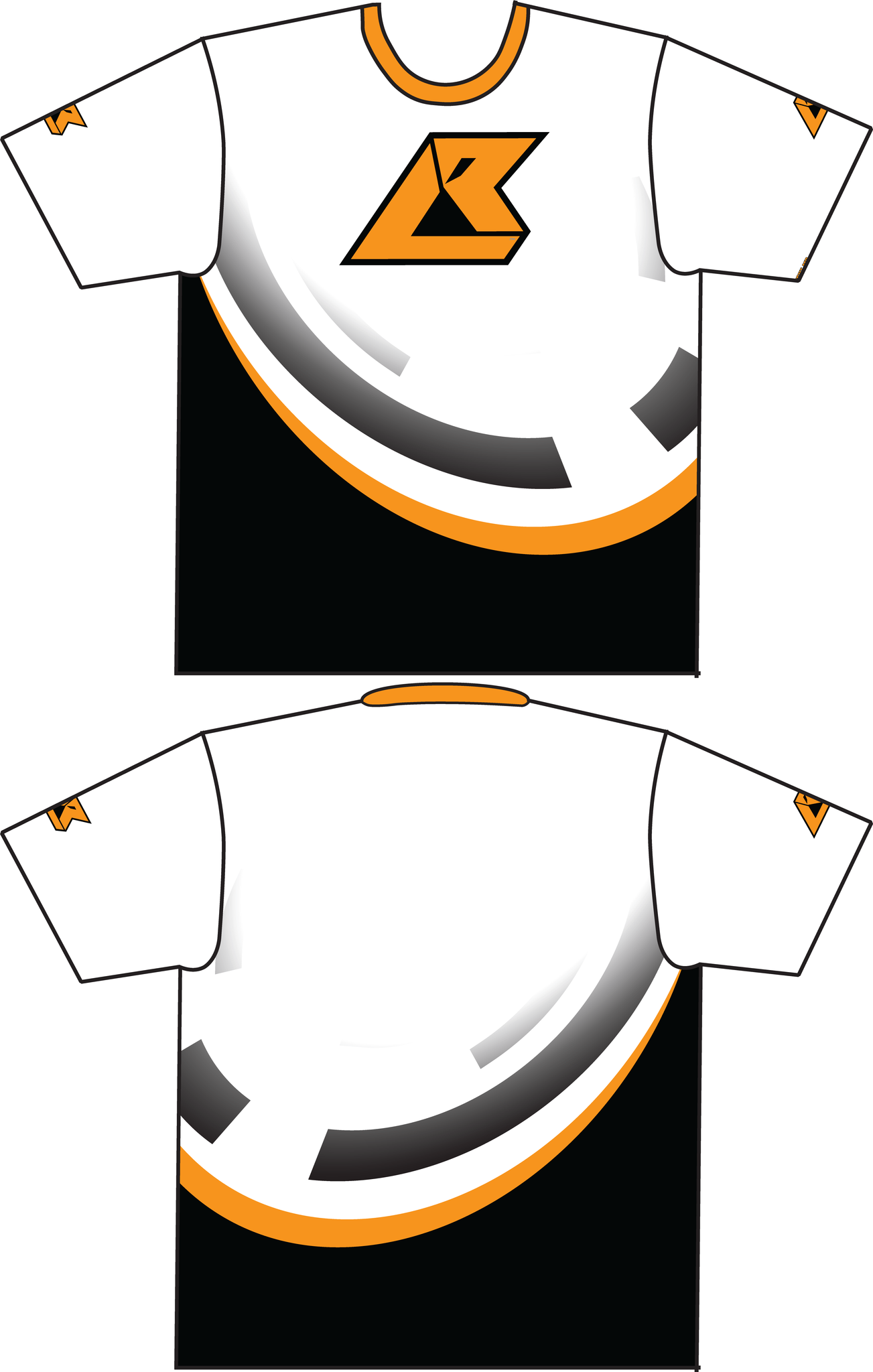 Stock Design #3 Short Sleeve Gaming Jersey