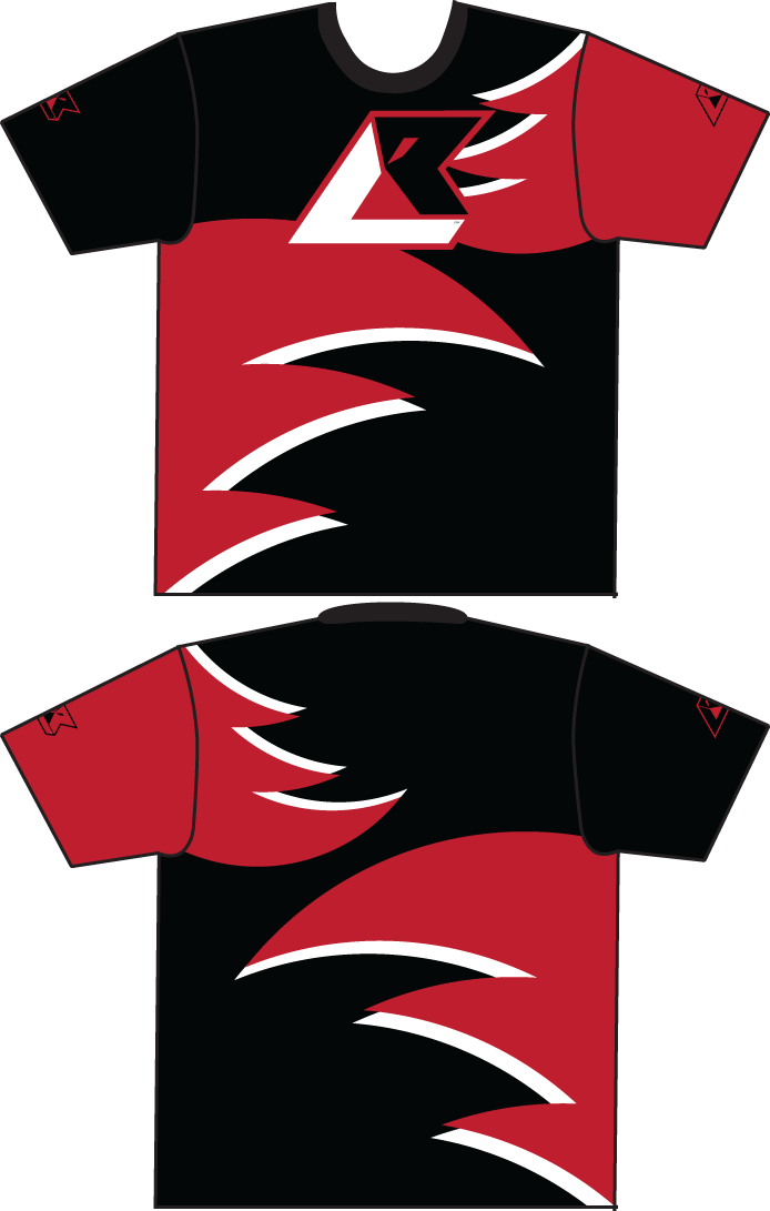 Stock Design #4 Short Sleeve Gaming Jersey
