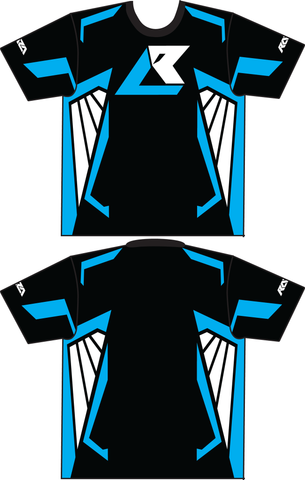 Stock Design #5 Short Sleeve Gaming Jersey