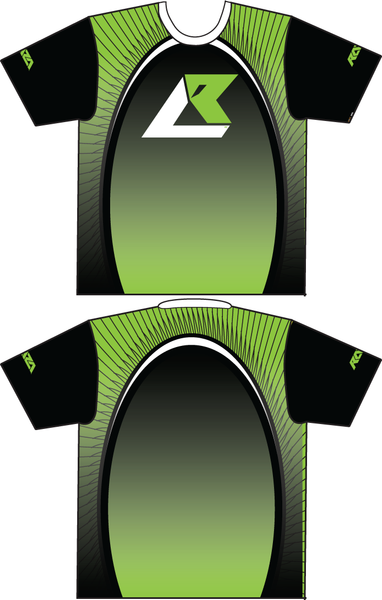 Stock Design #6 Short Sleeve Gaming Jersey