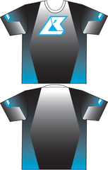 Stock Design #7 Short Sleeve Gaming Jersey