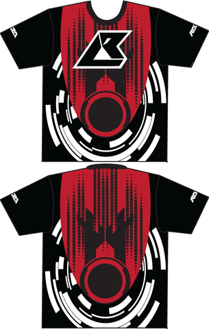 Stock Design #8 Short Sleeve Gaming Jersey