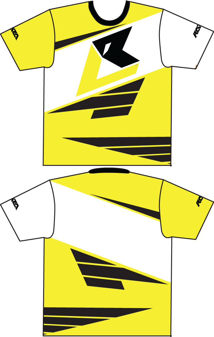 Stock Design #9 Short Sleeve Gaming Jersey