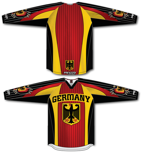 Germany Semi-Custom Order Form