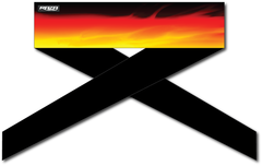 Germany Flag Series Headband