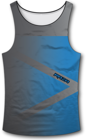 Ghost Blue Tank Top