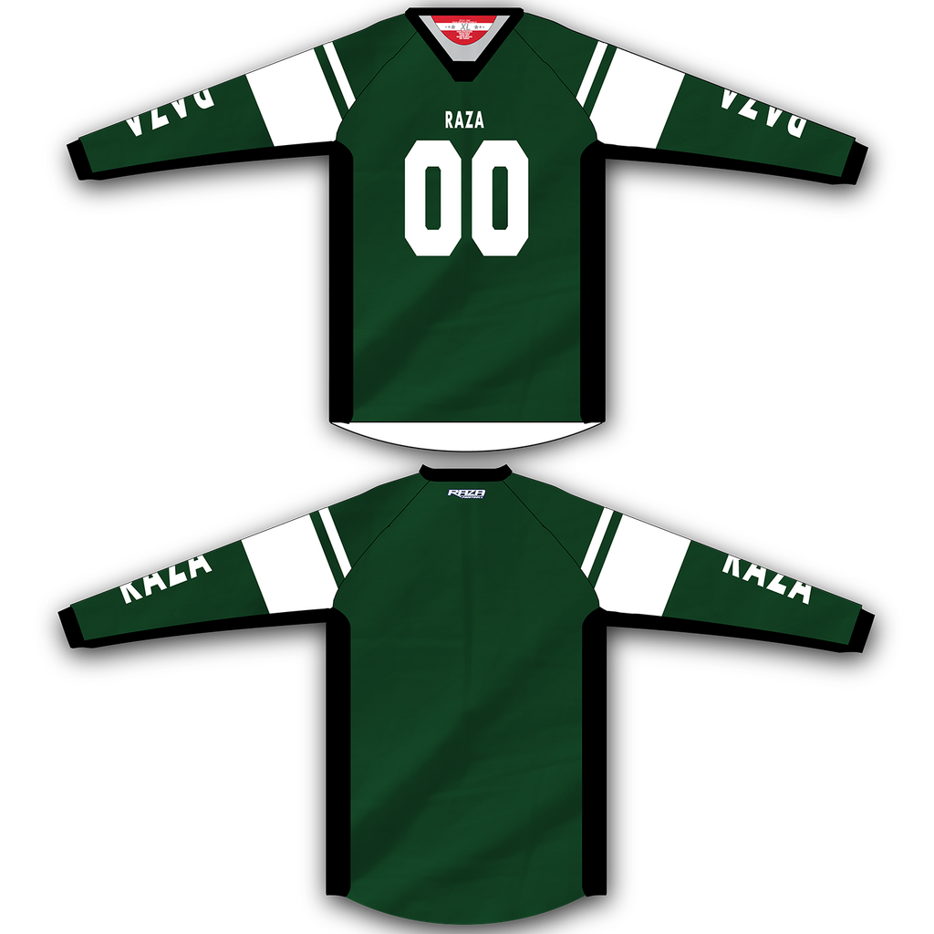 Green White Semi-Custom Order Form