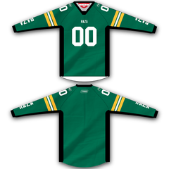 Green Yellow TM2 Jersey