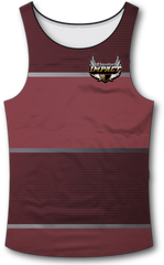 Impact Red Line Tank Top