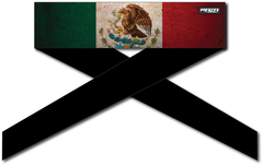 Mexico Flag Series Headband