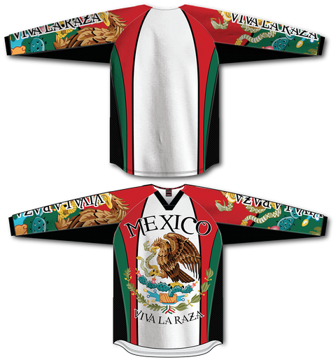 Mexico Semi-Custom Order Form