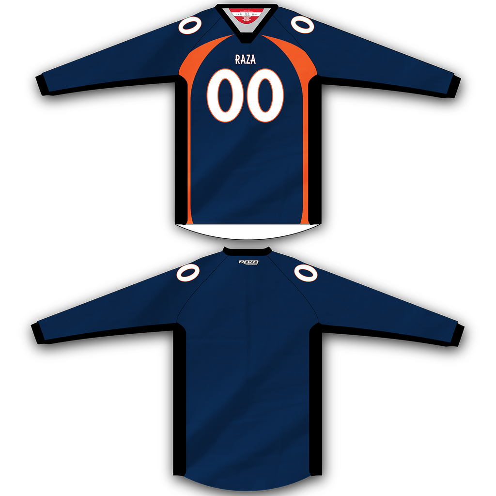 Navy Orange Semi-Custom Order Form