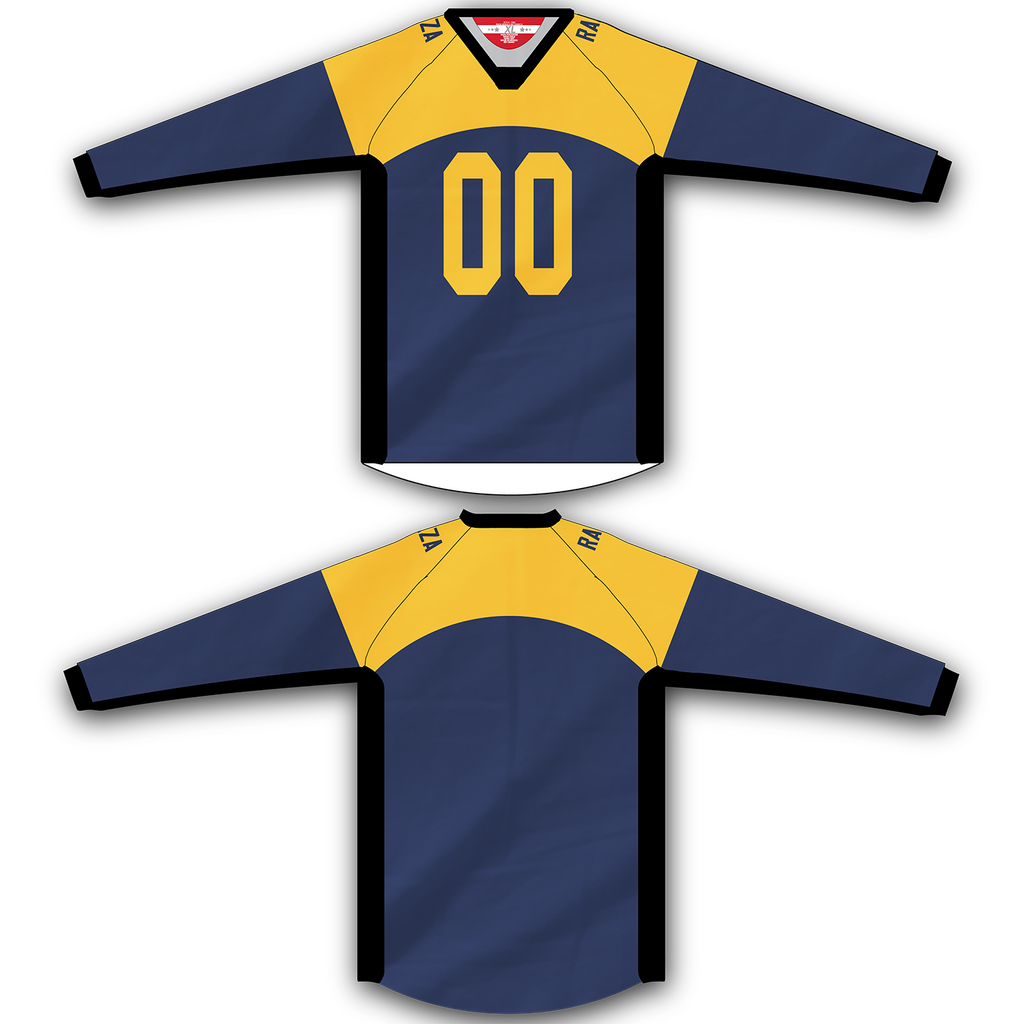 Navy Yellow Semi-Custom Order Form