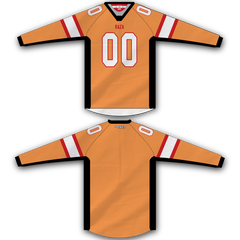 Orange Red White TM2 Jersey