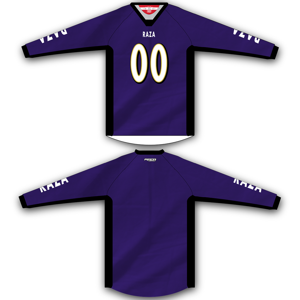 Purple Gold Jersey