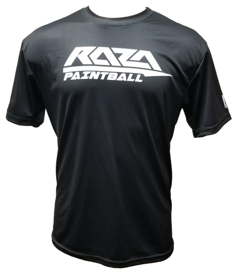 RAZA 2018 Black Tech Shirt