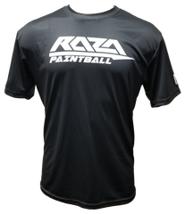 IN STOCK RAZA 2018 Black Tech Shirt