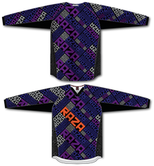 RazaRev Purple TM2 Jersey