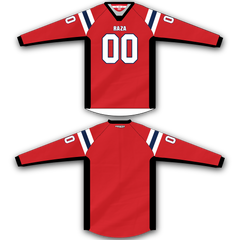 Red Blue White TM2 Jersey