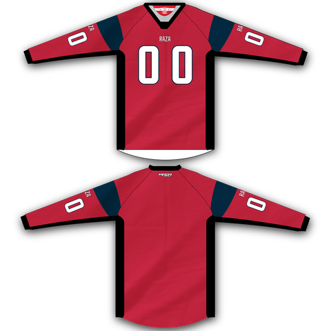 Red Blue TM2 Jersey