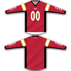 Red Gold White TM2 Jersey
