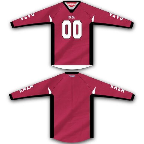 Red White TM2 Jersey