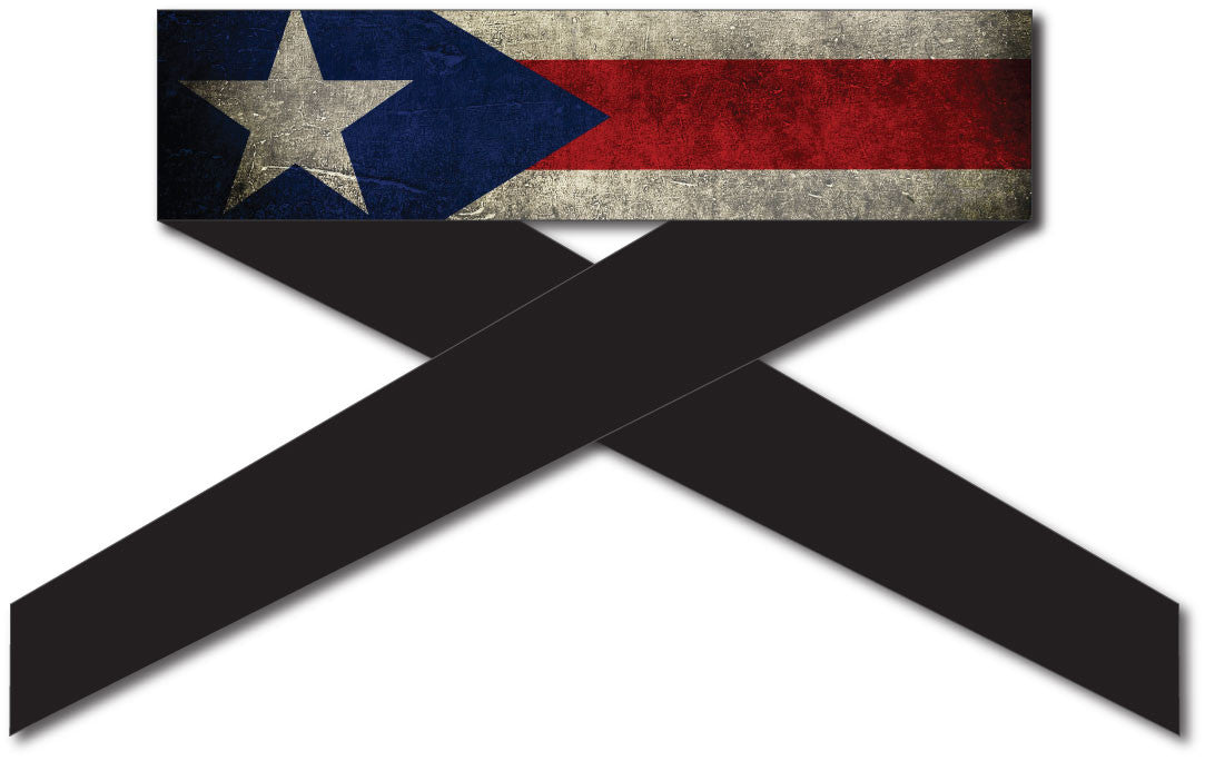 Puerto Rico Flag Series Headband
