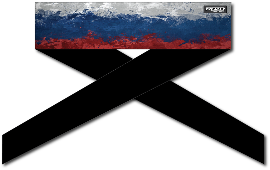 Russia Flag Series Headband