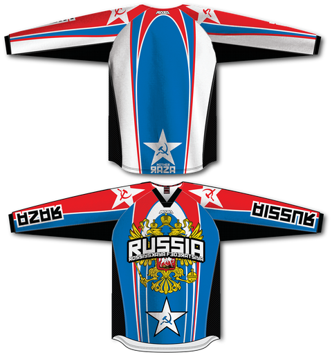 Russia Semi-Custom Order Form