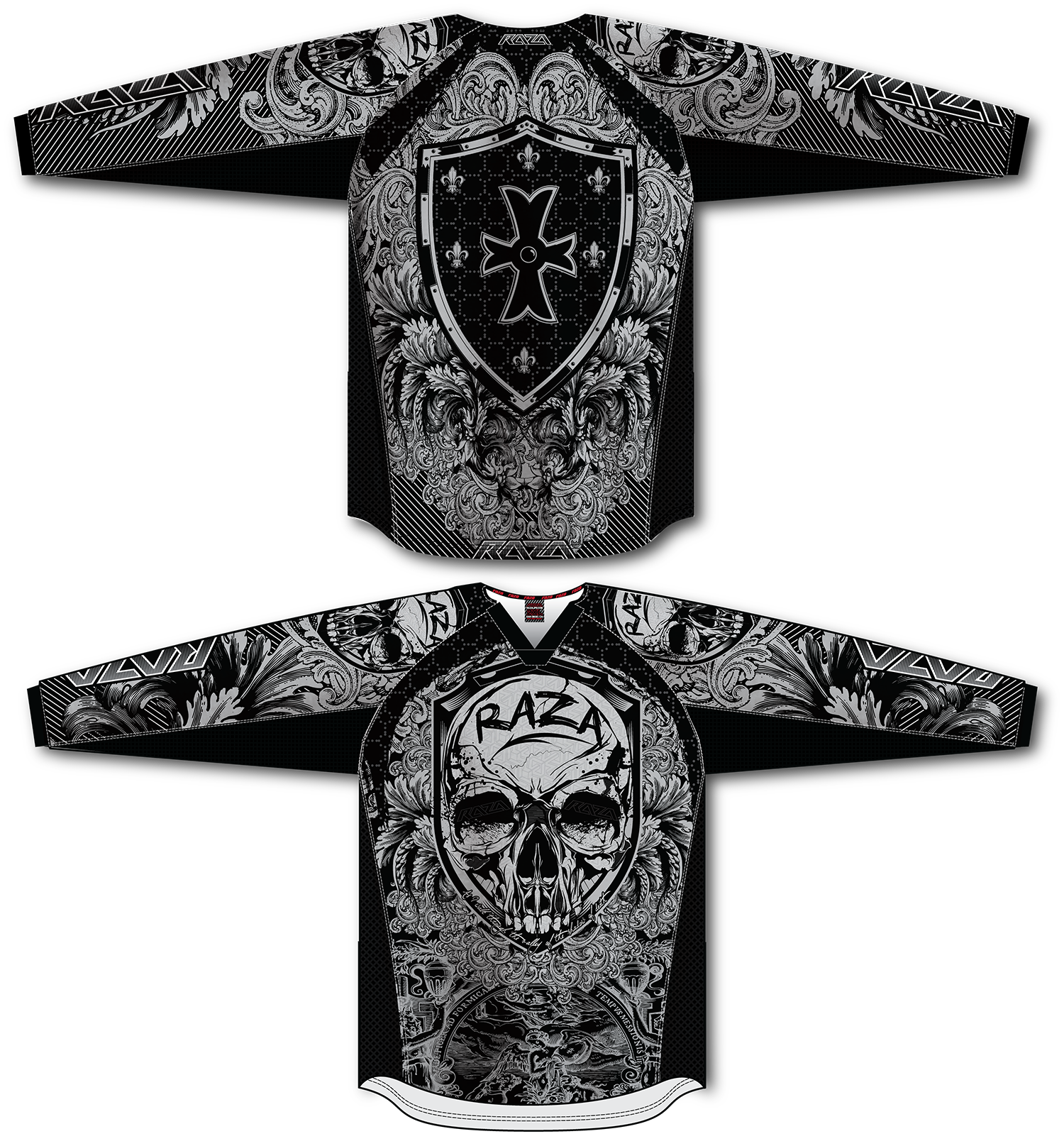 Shadow of Death TM2 Jersey