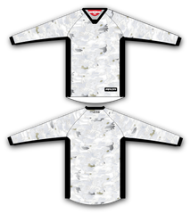Snow Woodland TM2 Jersey