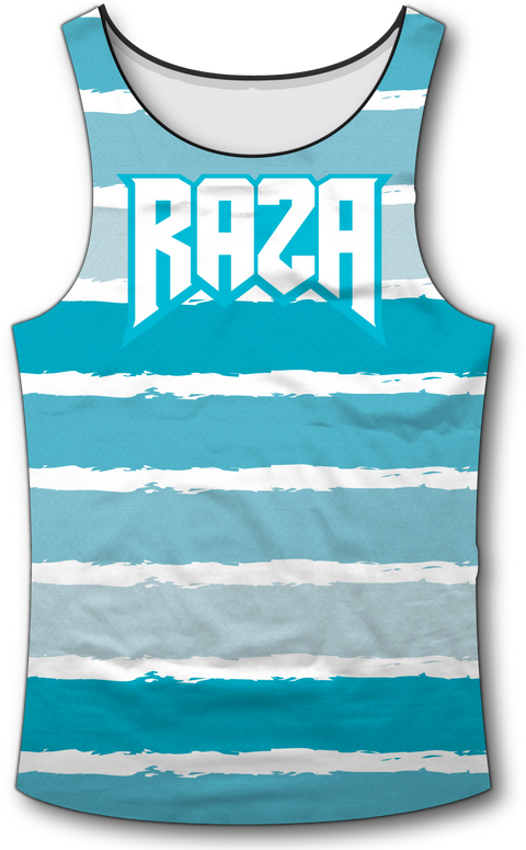 Ocean Stripe Tank Top