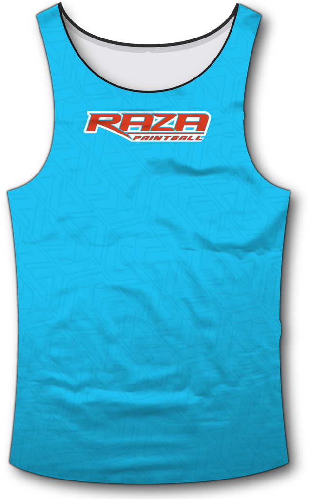 Team Blue Tank Top