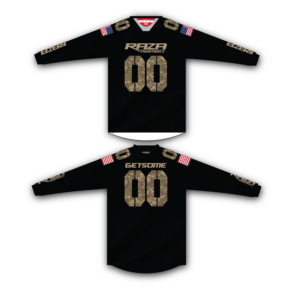 Tribute Jersey