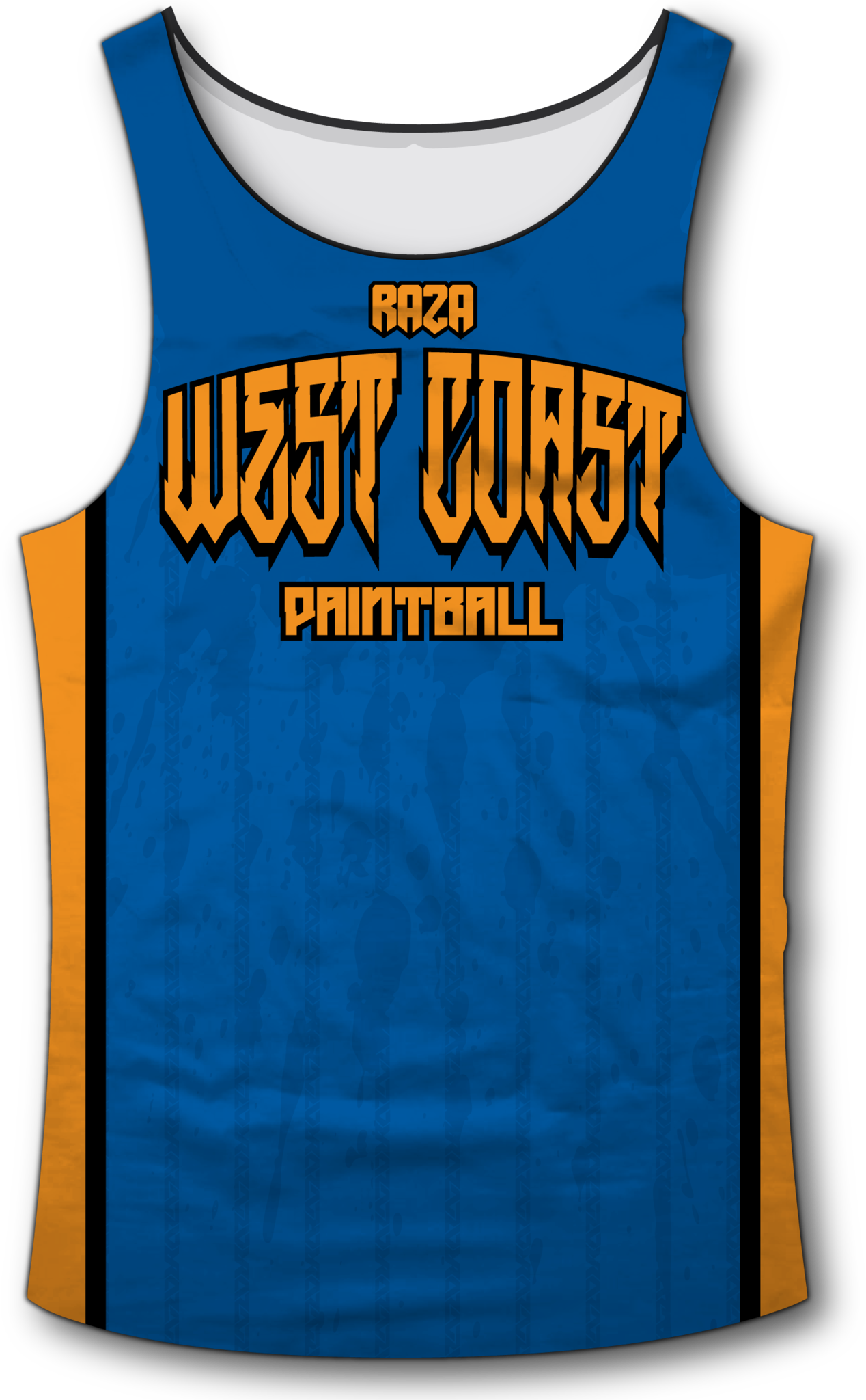 West Coast Paintball Tank Top