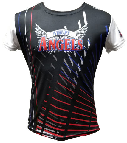AIRUPS ANGELS Team Tech Shirt