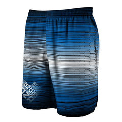 Alter Blue Shorts - RazaLife - Tech Shorts - Razalife - RazaLife - paintball - custom - jerseys - sports - uniforms - woodsball - softball - baseball - basketball - soccer