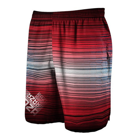 Alter Shorts Red