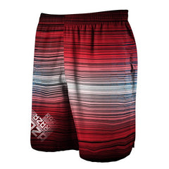 Alter Shorts Red - RazaLife - Tech Shorts - Razalife - RazaLife - paintball - custom - jerseys - sports - uniforms - woodsball - softball - baseball - basketball - soccer