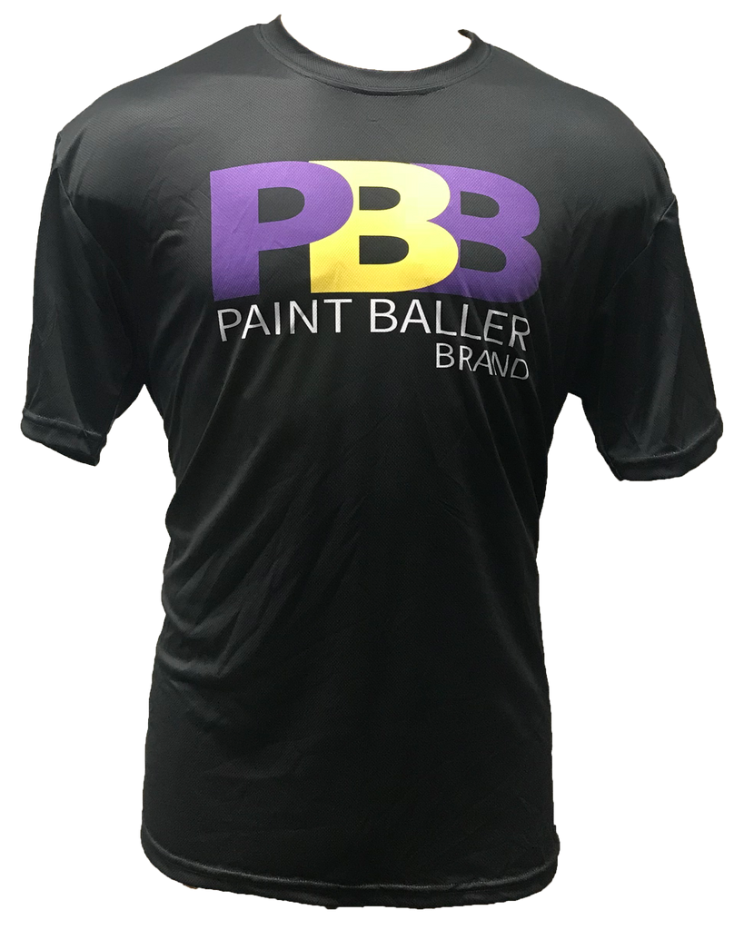 PBB Purple Gold Tech Shirt