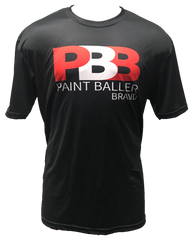 IN STOCK PBB Red White Tech Shirt