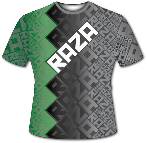 RazaRev Green Tech Shirt
