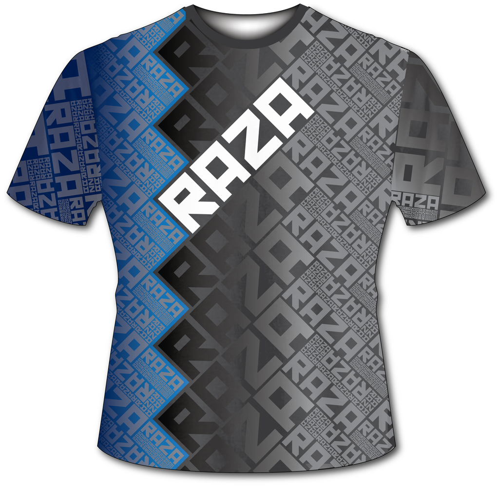 RazaRev Blue Tech Shirt