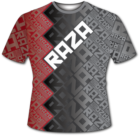 RazaRev Red Tech Shirt
