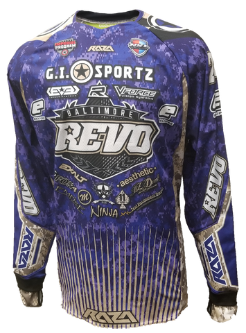Baltimore Revo Atlantic City Race Jersey