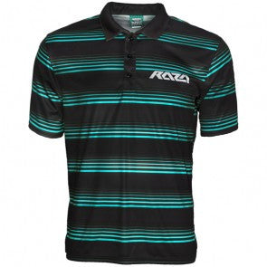Slice Turquoise Golf Polo Semi-Custom Order Form