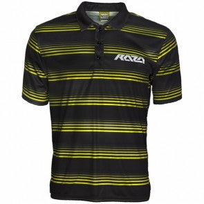 Slice Yellow Golf Polo Semi-Custom Order Form