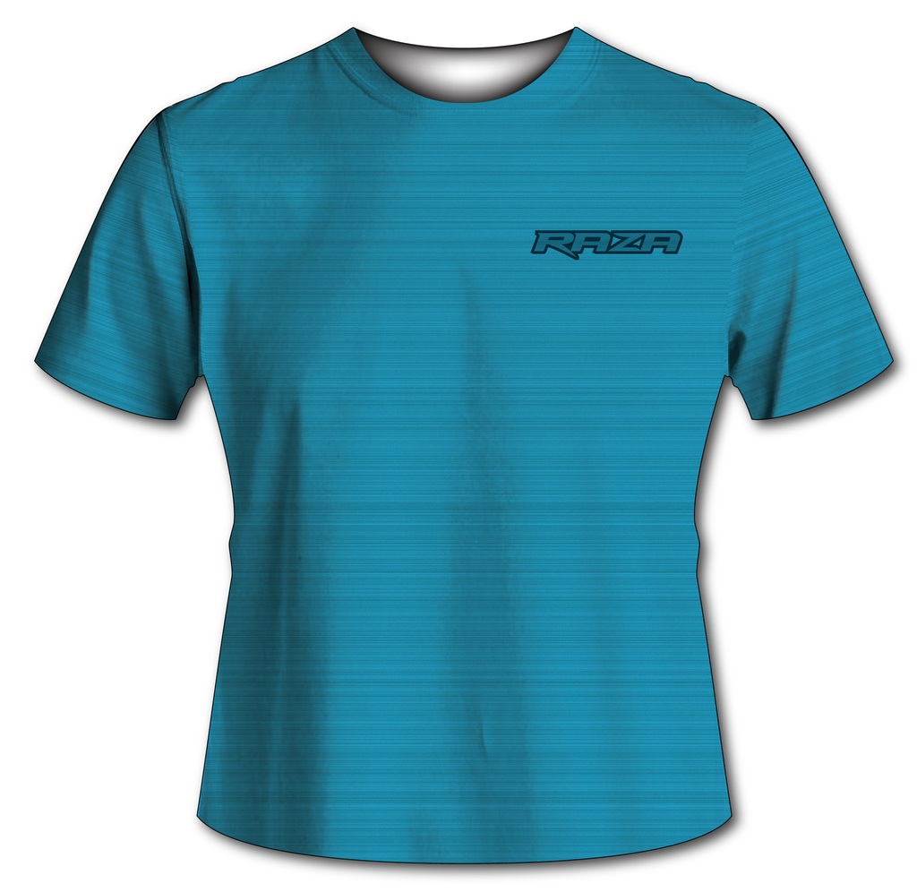 Static Team Blue Tech Shirt