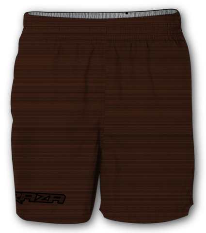 Static Brown Shorts