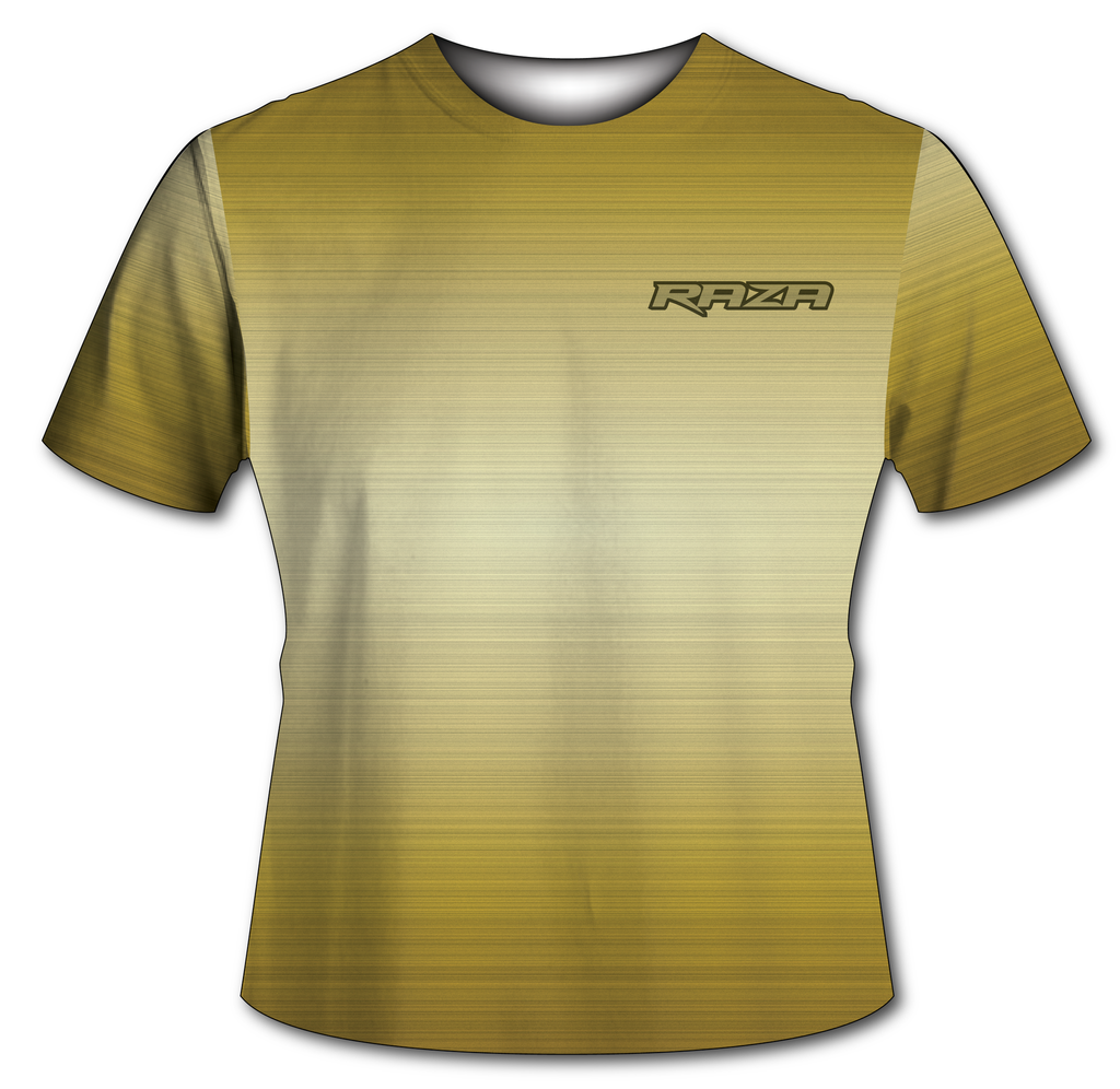 Static Gold Tech Shirt